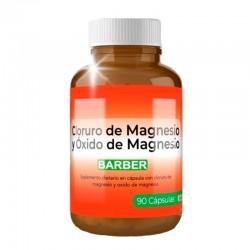 Cloruro de Magnesio y Óxido...