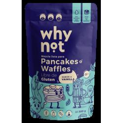 Mezcla de Pancakes y...