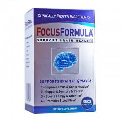 Focus Formula Caja x 60 Tab...