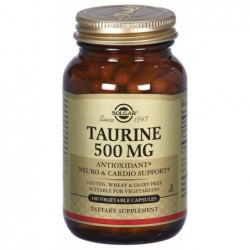 Taurine 500Mg  x 100 Soft...