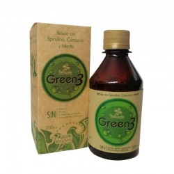 Green3 Clorofila, Spirulina...