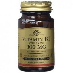 VITAMINA B1 (Thiamin) 100...