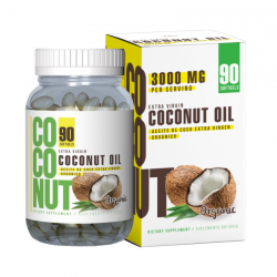 Aceite Orgánico de Coco...
