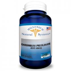 Chromium Picolinate 400 Mcg...
