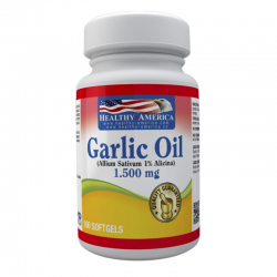 Garlic Oil 1500 Mg x 100...