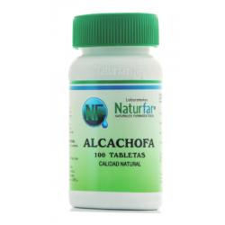Alcachofa 500 Mg x 100 Tab...
