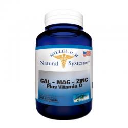 Cal-Mag-Zinc Plus Vitamin D...