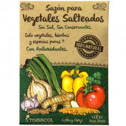 Sazón Vegetales Salteados x...