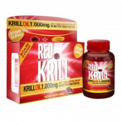 RED KRILL OIL X 30 Soft...