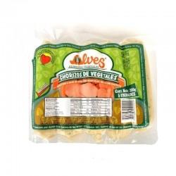 Chorizo de Vegetales x 250...