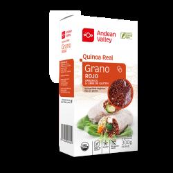 Grano Orgánico de Quinoa...