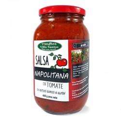 Salsa Napolitana con Tomate...