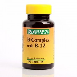 B-Complex con B-12 x 90 Tab...