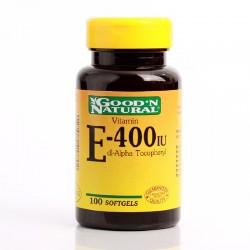 Vitamina E-400 IU x 100...