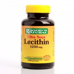 Lecithin 1200 Mg x 100 Soft...
