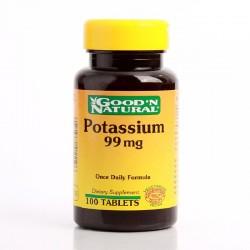 Potassium 99 Mg x 100 Tab -...