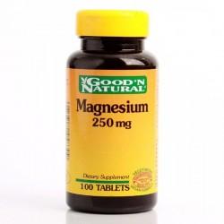 Magnesio 250 Mg x 100 Tab -...
