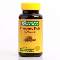Cranberry Fruit Plus Vit C...