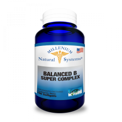 Vitamin Balanced B Súper...