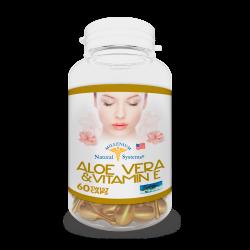 Aloe Vera & Vitamina E x 60...