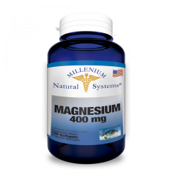 Magnesium 400 Mg x 100 Soft...