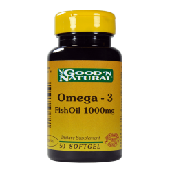Omega - 3 Fish Oil 1000 Mg...