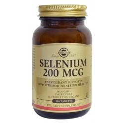Selenium 200 Mcg x 100 Tab...
