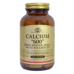 """Calcium """"600"""" con Vitamina..."""