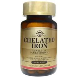 Chelated Iron x 100 Tab -...