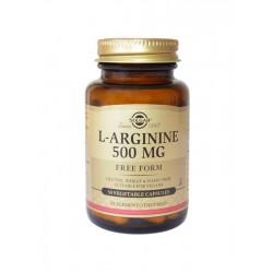 L-Arginine 500 Mg x 50 Cap...