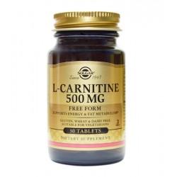 L-Carnitine 500 Mg x 30 Tab...