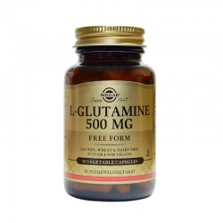 L-Glutamina 500 Mg x 50 Cap...
