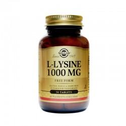L-Lysine 1000 Mg x 50 Tab -...