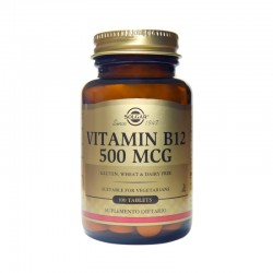 Vitamina B12 500 Mcg x 100...