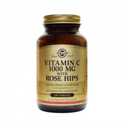 Vitamina C 1000 Mg con Rose...
