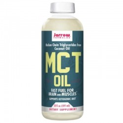 MCT Oil x 591 Ml - Jarrow