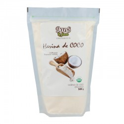 Harina De Coco Organica x...