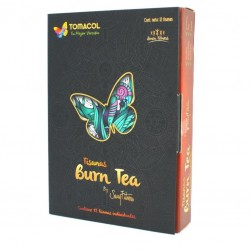 Estuche Tisanas Burn Tea x...