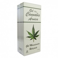 Gel Plus Cannabis Árnica x...