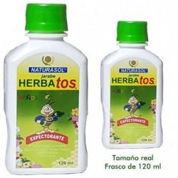 Herbatos Jarabe Niños x 120...